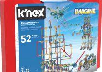 K'nex 25th Anniversary Builders Case