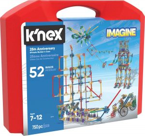 K'nex 25th Anniversary Builders Case