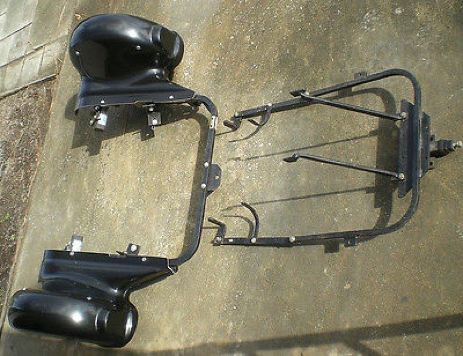 Tow Pac Trike Kit For Harley Davidson Corpus Christi