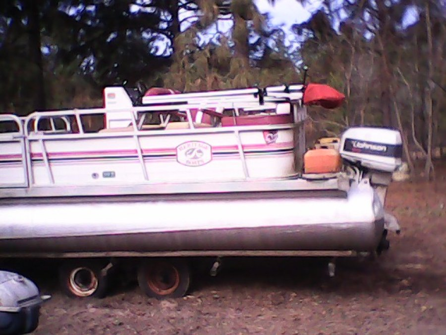 24 Ft Heritage Pontoon Boat Usa Pelion Boat Vehicle