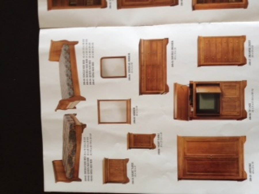 Solid Maple Queen Bedroom Set Usa Miami 33154 Home And Furnitures Items For Sale Deal
