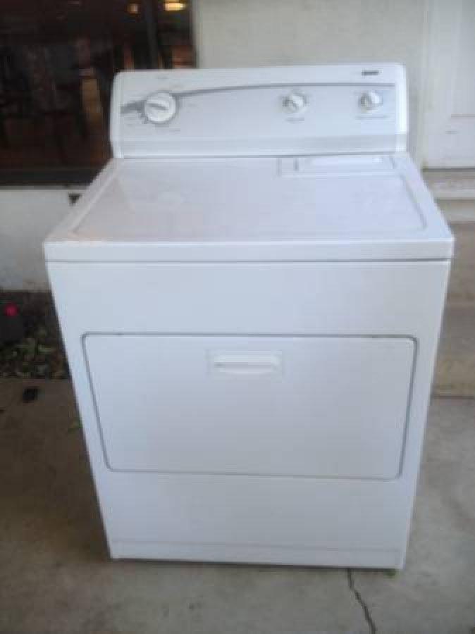 kenmore gas dryer california canoga park 100 items