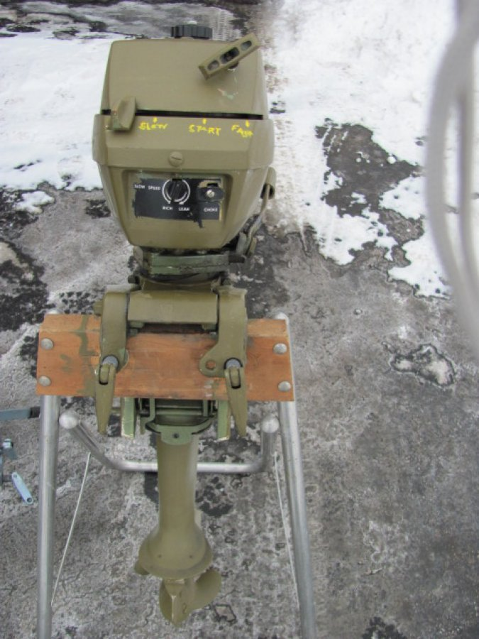 1979 johnson 4 hp outboard motor with extras green bay for Black friday trolling motor deals