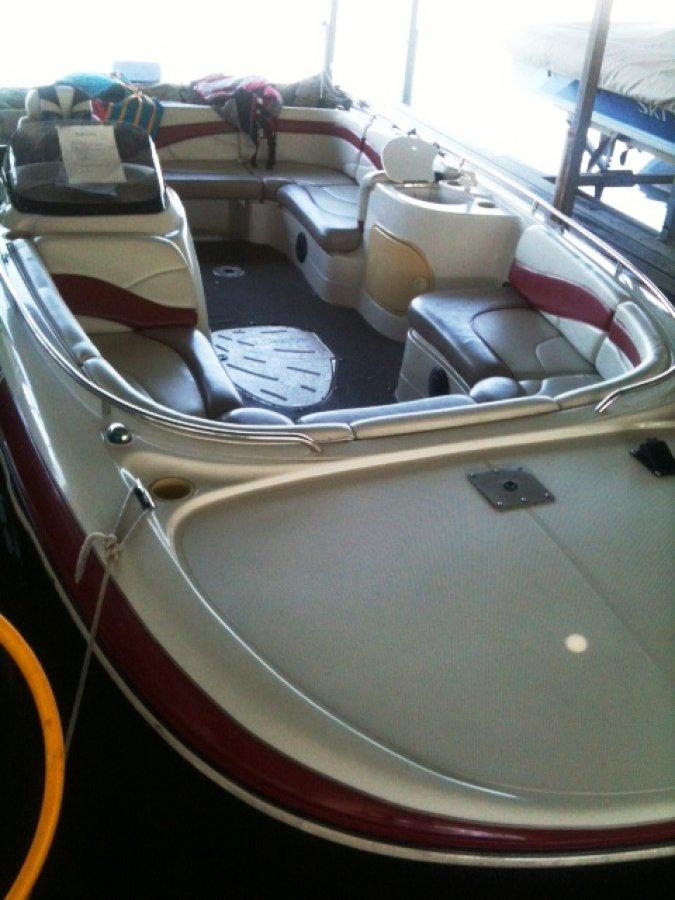 2000 Tahoe 202 W 150 Hp Ob Texas Keller 8000 Boat