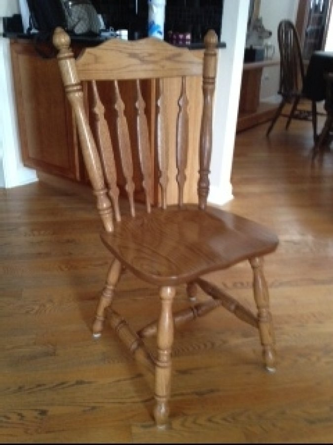 Craig S List Amish Dining Room Table And Chairs
