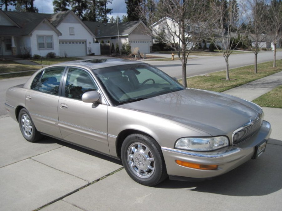 2002 buick park ave ultra turbo charged idaho post falls 5695 car vehicle deal. Black Bedroom Furniture Sets. Home Design Ideas