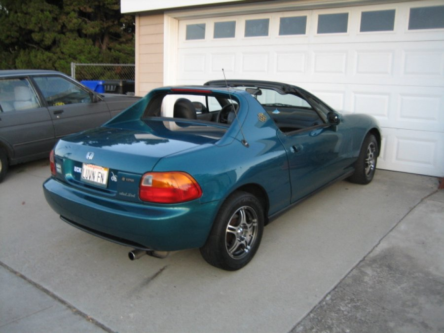 1995 honda del sol san diego san diego vehicle deal classified ads. Black Bedroom Furniture Sets. Home Design Ideas