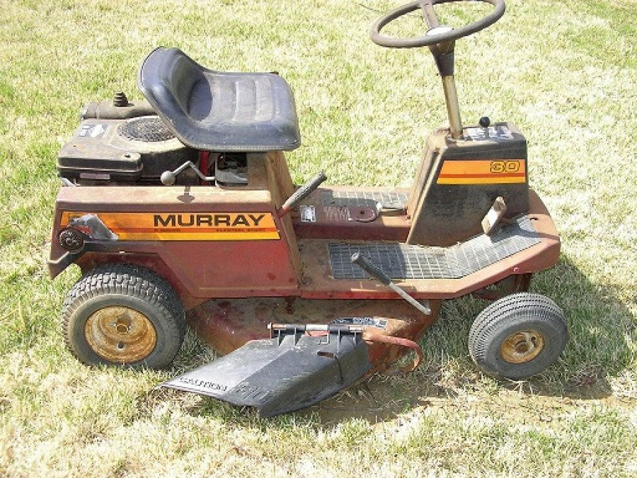 Murray Riding Lawn Mower Parts : Sears riding lawn mower engine free image