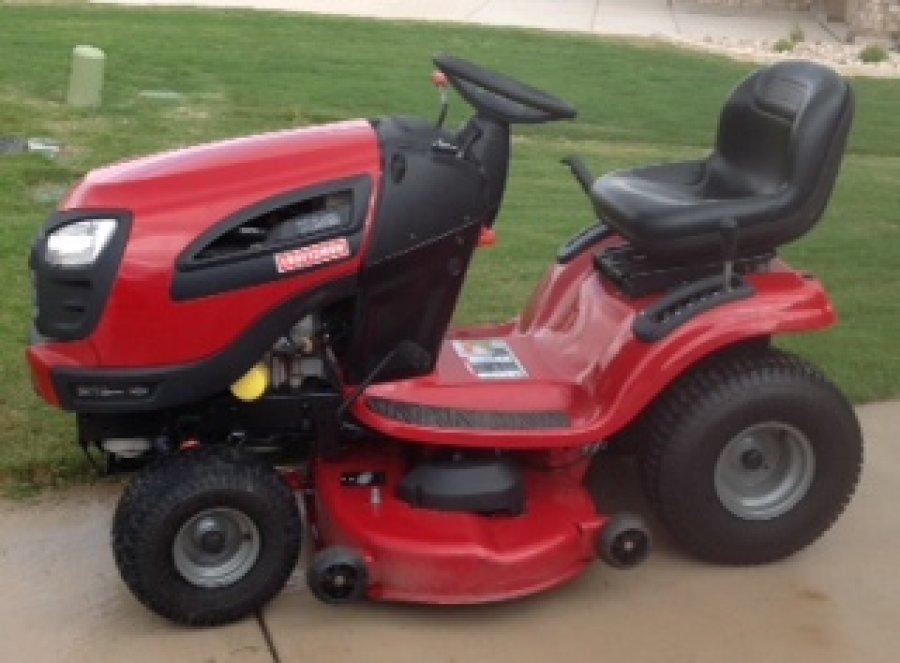 Craftsman Yt 3000 Lawn Tractor : Electric garden tractors autos post