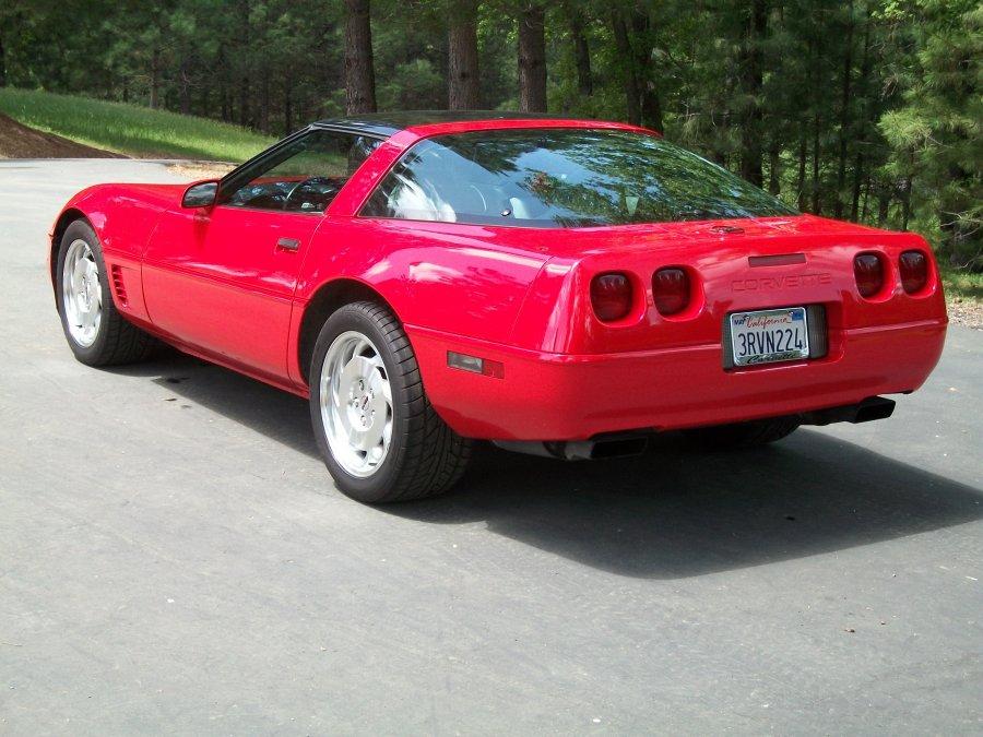 1996 corvette lt4 engine 6 speed manual california west point ca 95255 8900 car. Black Bedroom Furniture Sets. Home Design Ideas