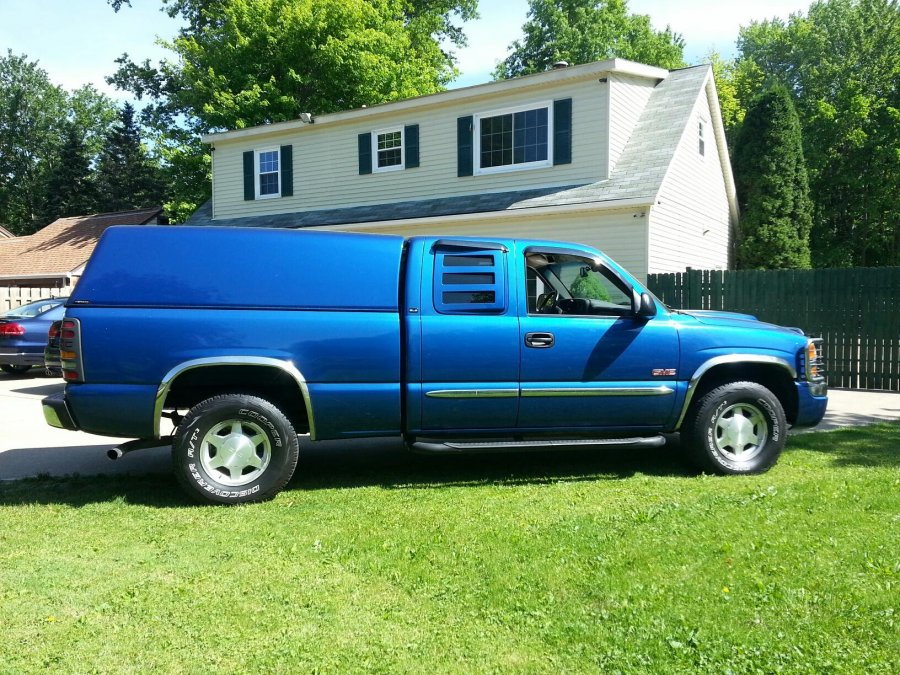 Honda Warren Ohio 2004 GMC SIERRA 1500 SLE | Ohio Warren | $12000 | Truck | Vehicle ...