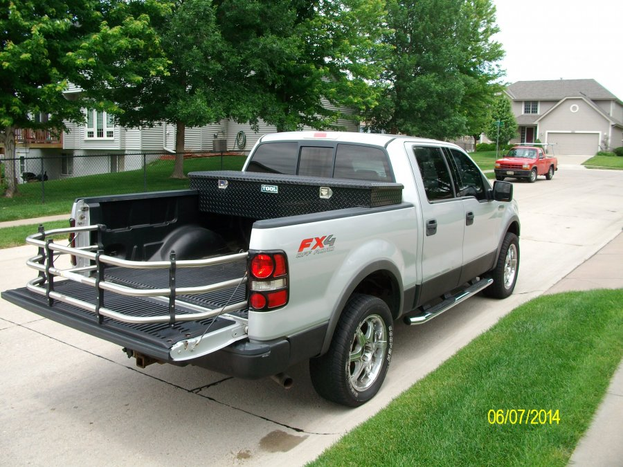 2004 ford f150 fx4 crewcab 5 4 triton nebraska sw omaha 12500 truck vehicle deal. Black Bedroom Furniture Sets. Home Design Ideas