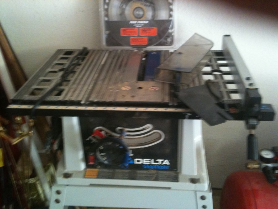 Delta table saw table texas rockwall tools items for for 12 inch table saws for sale