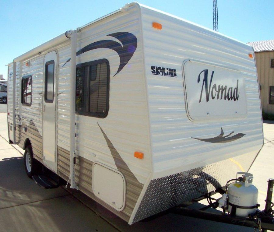 2012 Skyline Nomad 183 20 foot Travel Trailer | Shreveport ...