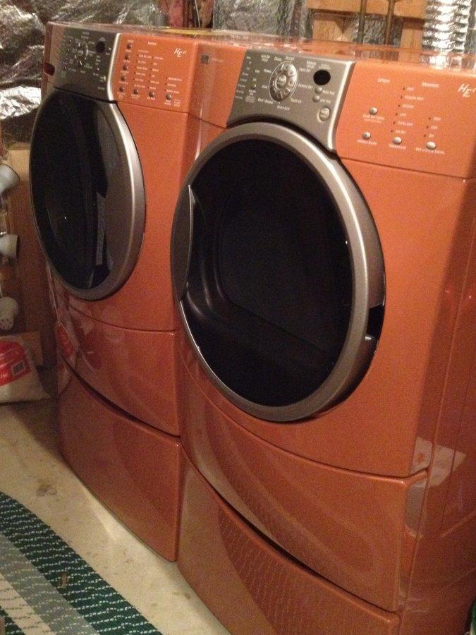 Kenmore Elite He4t Washer Amp Dryer Maryland Germantown