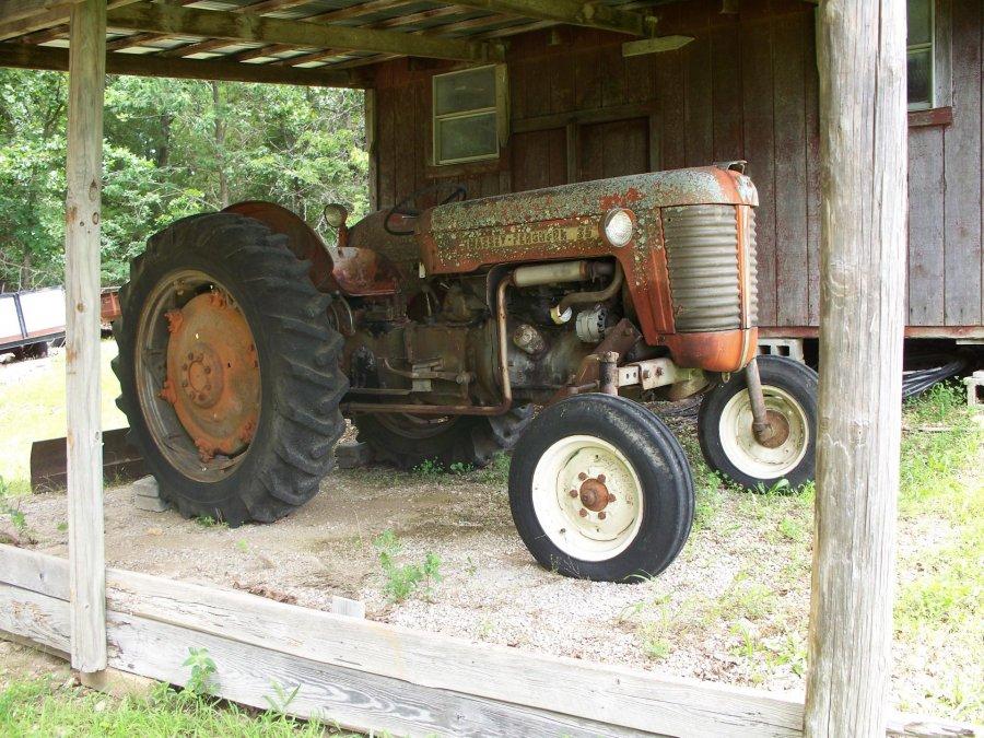 Massey Ferguson 65 Parts List : Massey ferguson farm tractor missouri ava