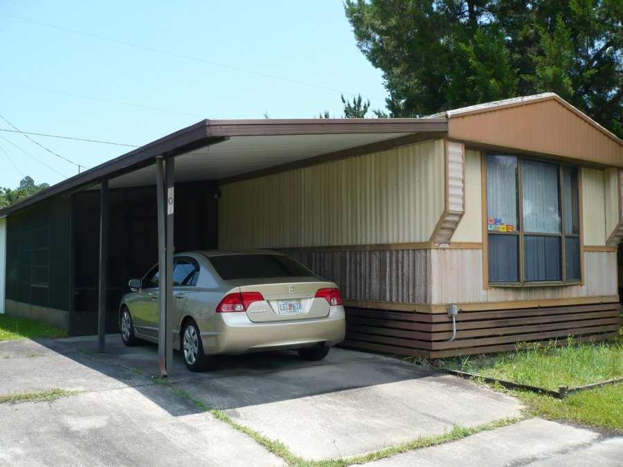 Mobile Home Bunnell Fl Florida Palm Terrace 2250 Old
