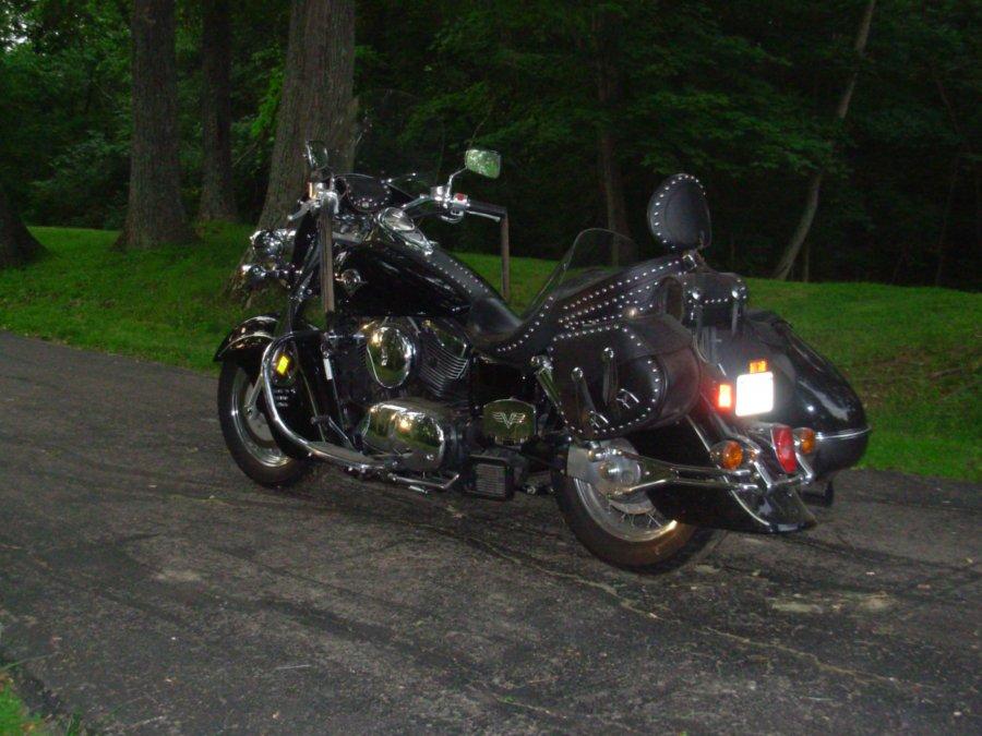 Kawasaki Indian Look Alike