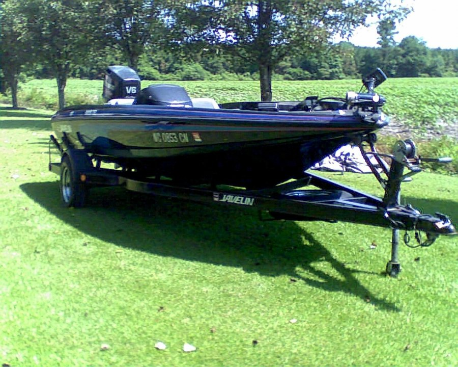 1996 Javelin Bass Boat North Carolina Tarboro Boat
