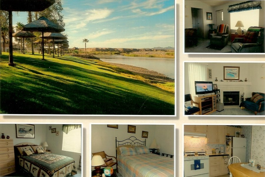 colorado river mobil home for sale at water wheel resort
