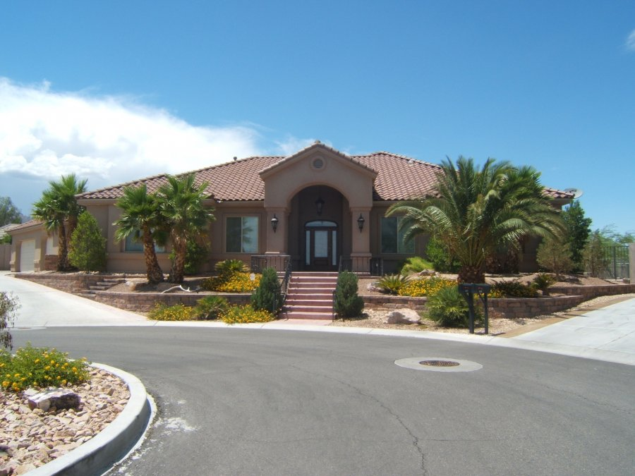 single story home in northwest centennial hills las
