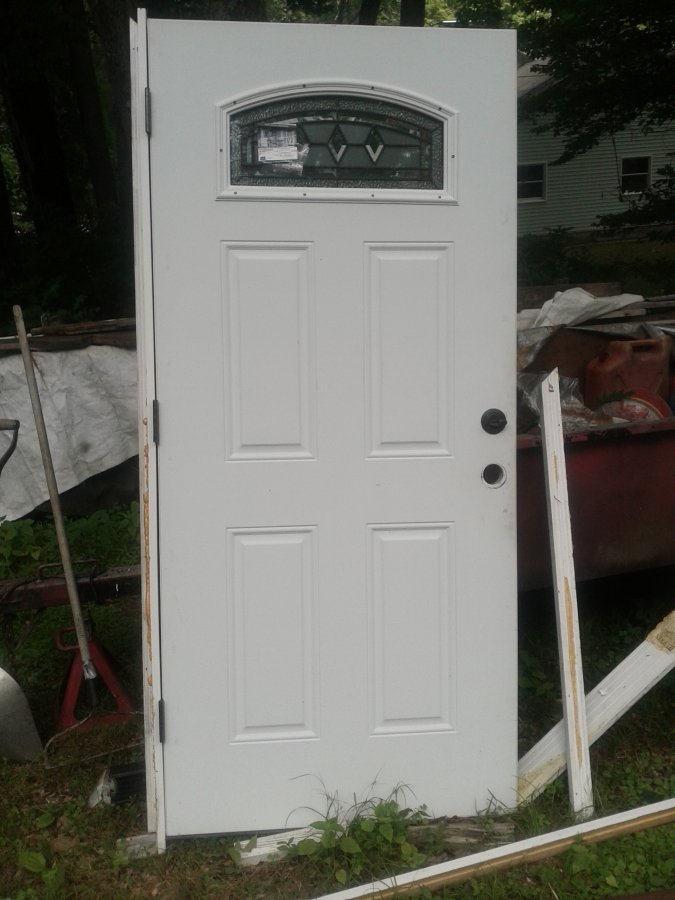 Front door new hampshire windham 50 items for sale for Best deals on front doors