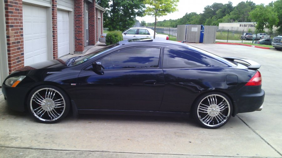 2003 honda accord coupe ex v6 3 0 5500 houston houston. Black Bedroom Furniture Sets. Home Design Ideas