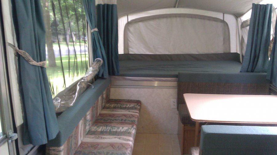 1998 Coleman Popup Camper Minneapolis Minneapolis