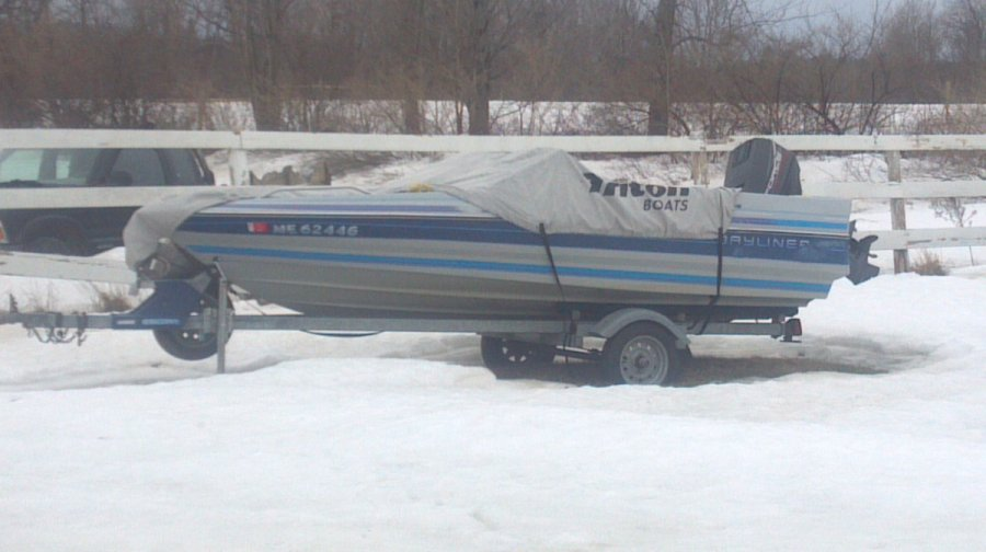 Boat motor and trailer for sale maine ripley maine for Black friday trolling motor deals