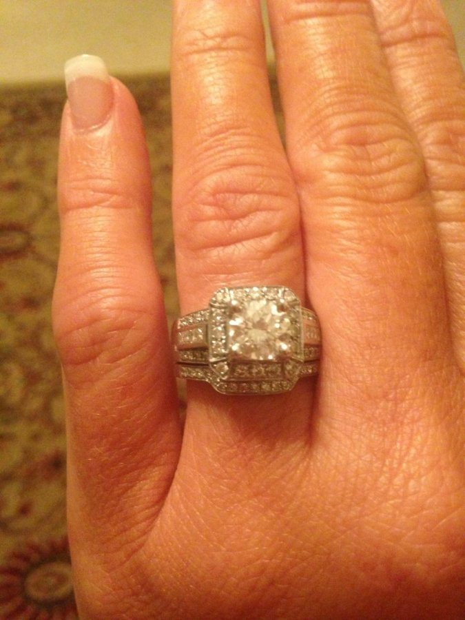 Engagement ring Alabama Florence $7500 Jewelries Deals