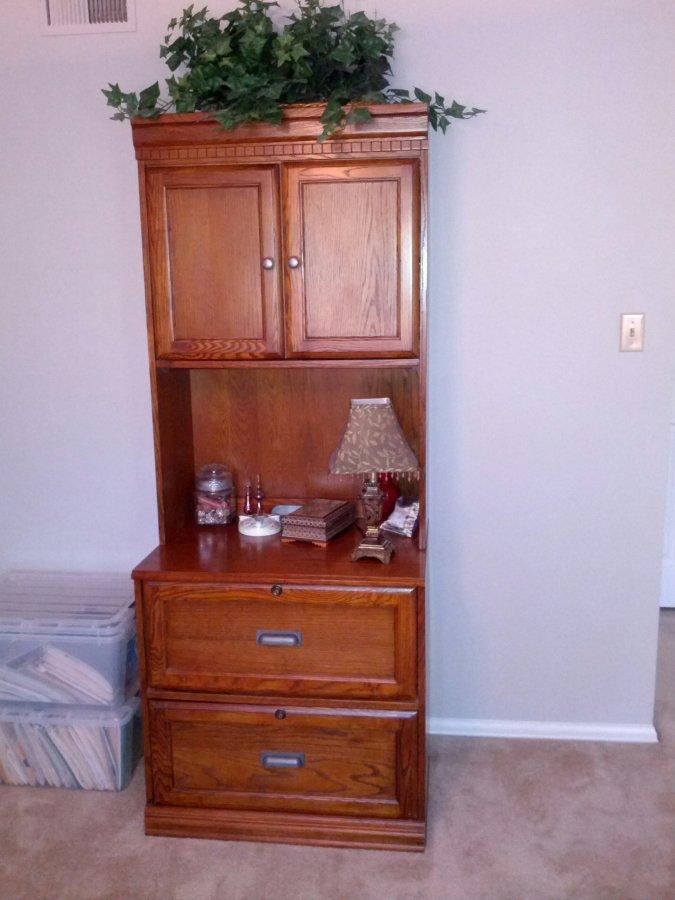Office Furniture Oak Set Missouri Chesterfield St