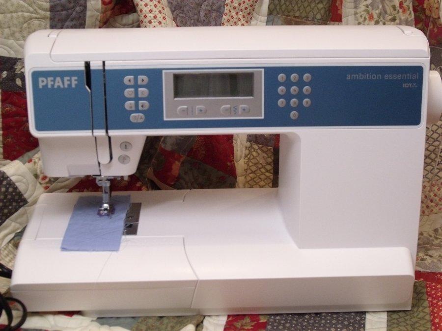 pfaff ambition sewing machine