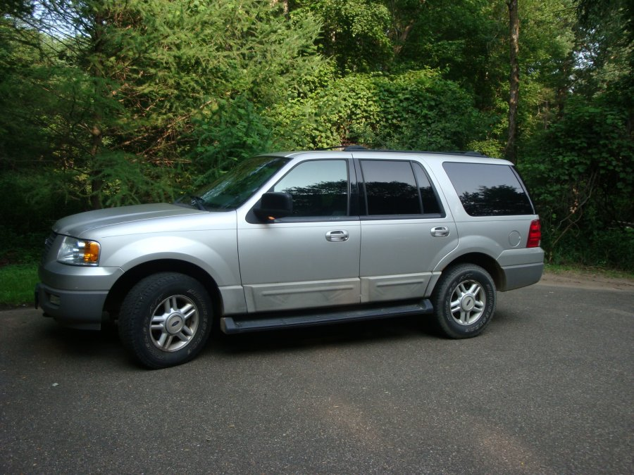 2003 Ford Expedition Xlt 5 4 Engine  4x4