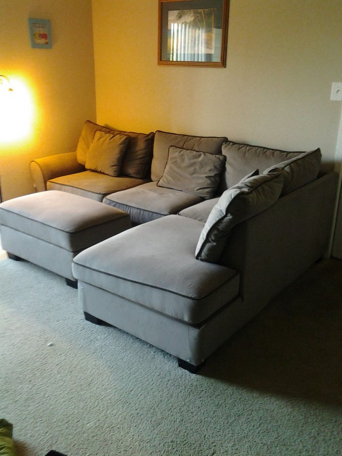 Sectional Couch And Storage Automan Texas Galveston