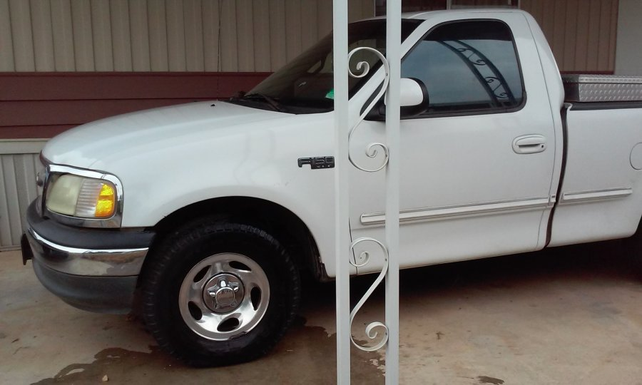 1997 Ford F 150 California Oroville California Truck