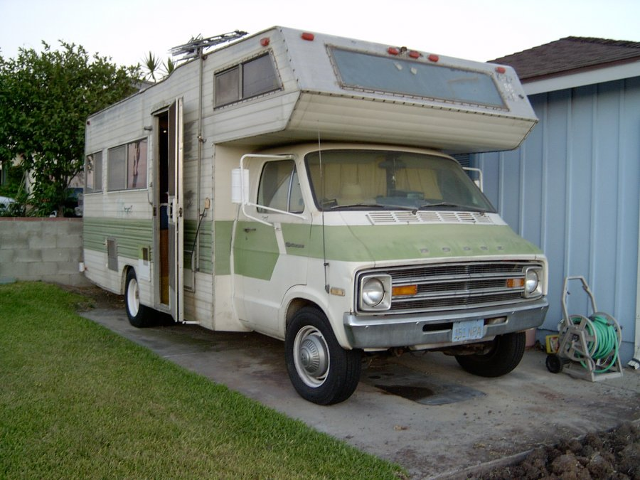 1975 Jamboree Rv California Los Angeles County Rv