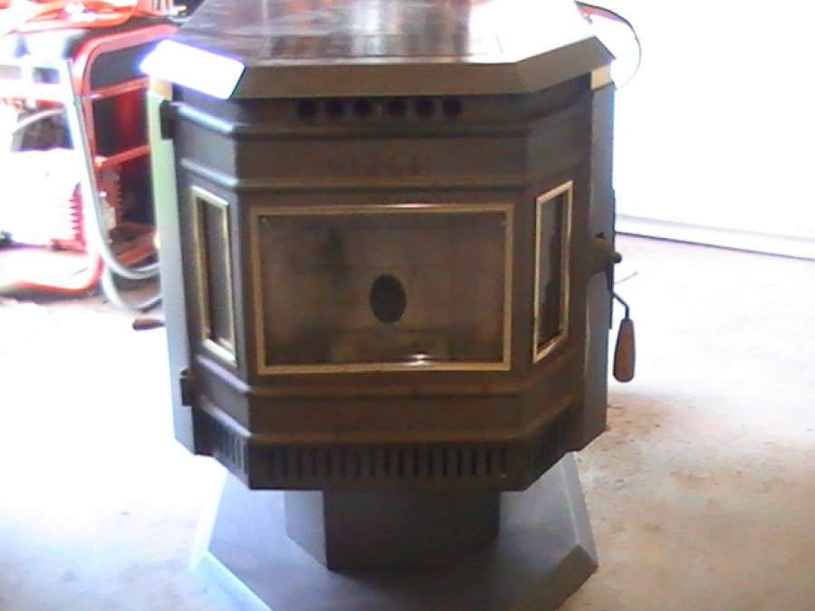 Stoves Whitfield Pellet Stove