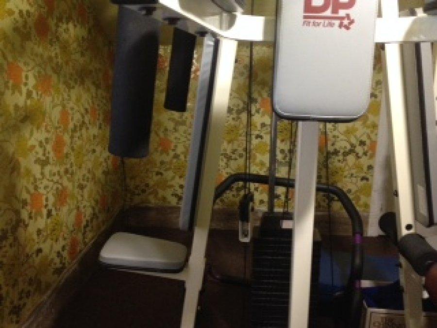 Infinity iii home gym massachusetts charlton free
