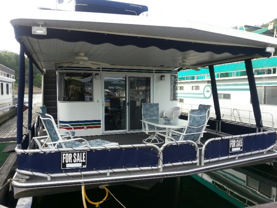 1999 Lakeview Houseboat 16x78 Kentucky Lake Cumberland