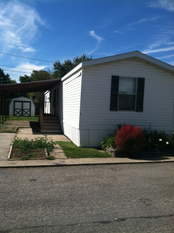 Mobile home for sale ohio ada ohio real estate for Ada mobile homes