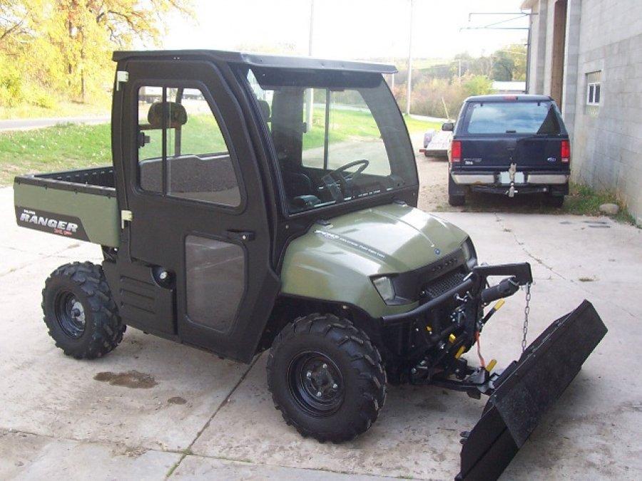 2006 Polaris Ranger Xp 700 Efi 4x4