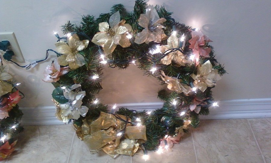 Christmas Wreath Florida 32405 Panama City Fl Items