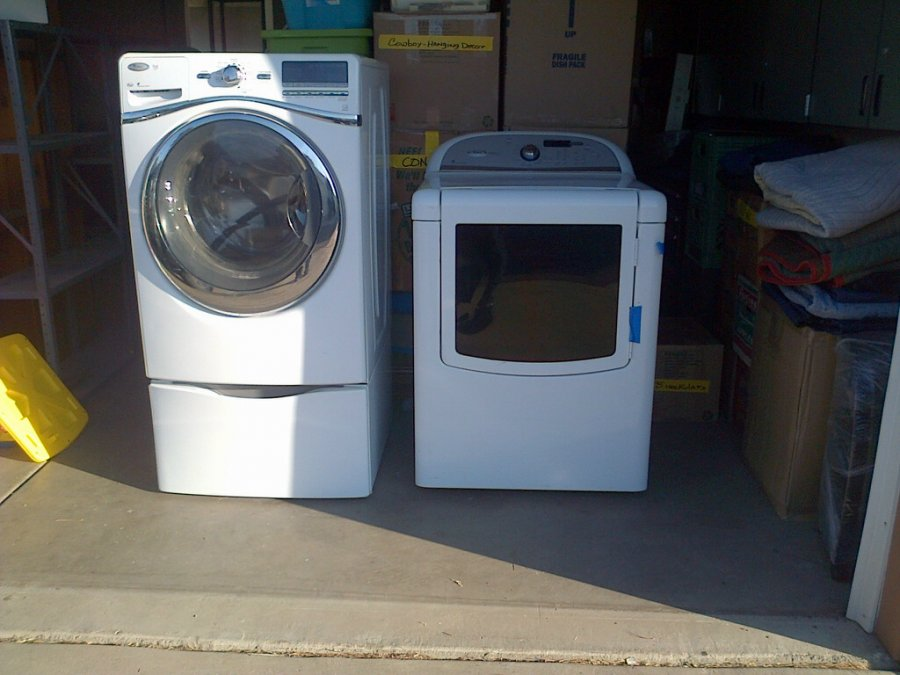 Whirlpool Front Load Washer Amp Whirlpool Cabrio Steam Dryer