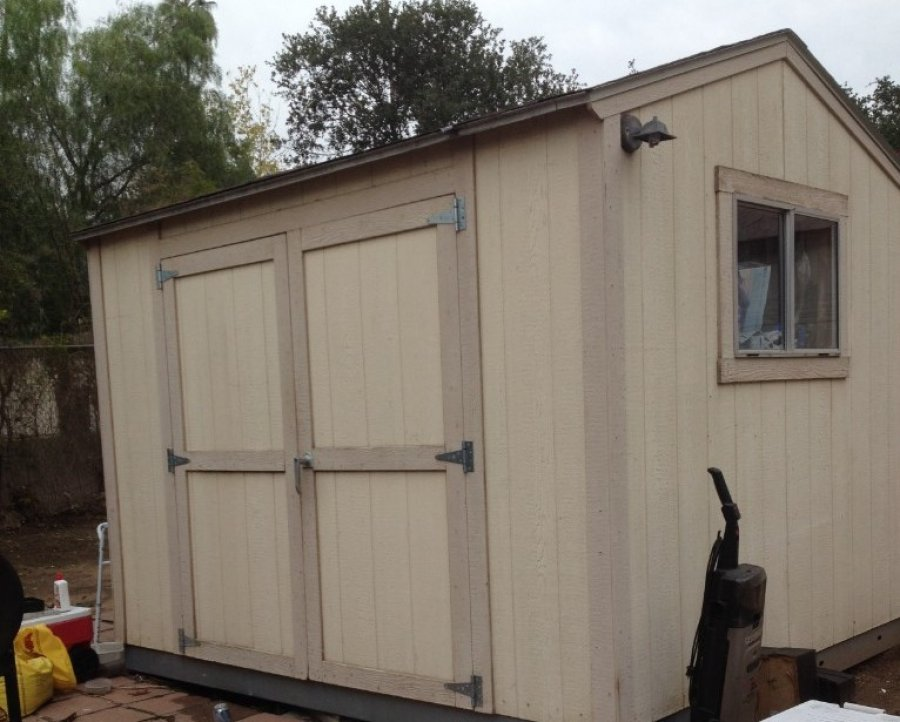 Tuff shed for sale great buy pasadena 91104 lawn for Tough shed sale