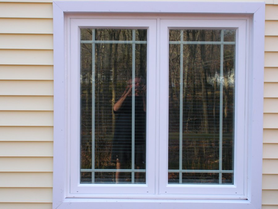 New Pella Solid Vinyl Window Still In Crate New Haven