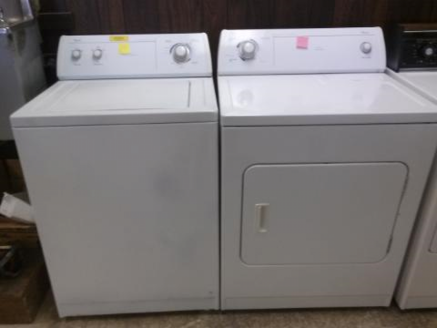 Used Washer and Dryer set   Akron 44307 Hairstons ...