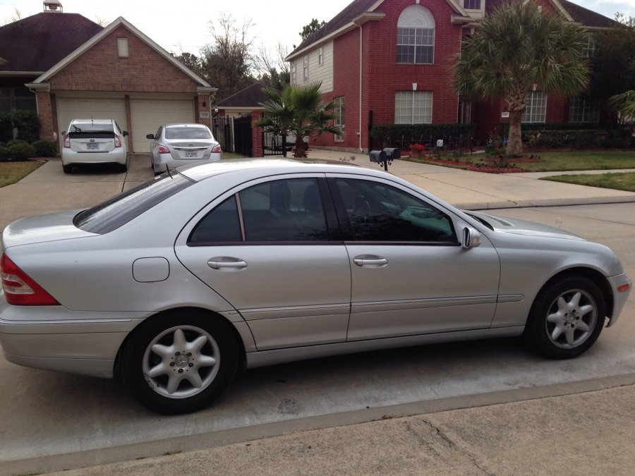 Mercedes benz c 320 2002 houston 77065 fm1960w car for Mercedes benz text