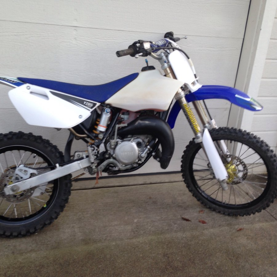 2009 yamaha yz 85 california 94558 napa motorcycle vehicle deal classified ads. Black Bedroom Furniture Sets. Home Design Ideas