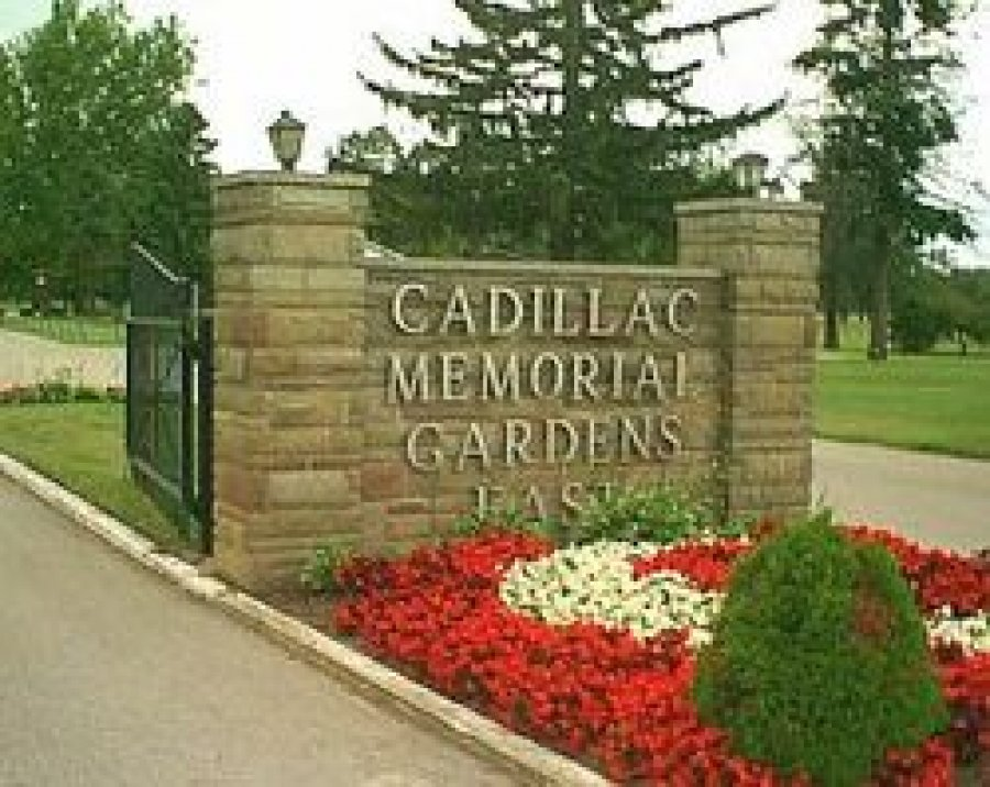 burial plots for sale at cadillac memorial gardens east clinton twp mi sterling heights