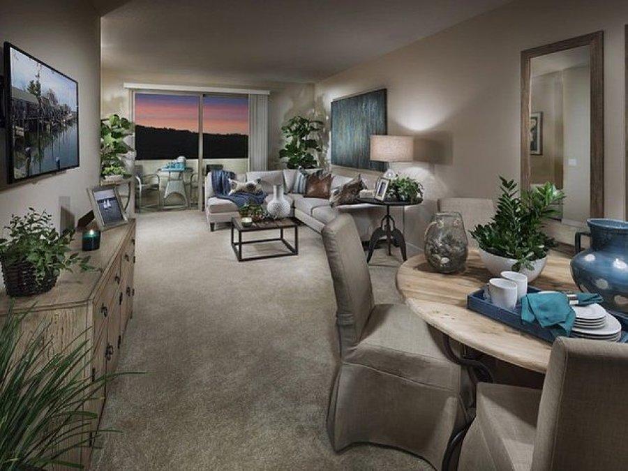 Bright San Diego 1 Bedroom 1 Bath For Rent San Diego 92130 Sea Pearl Cove 2615